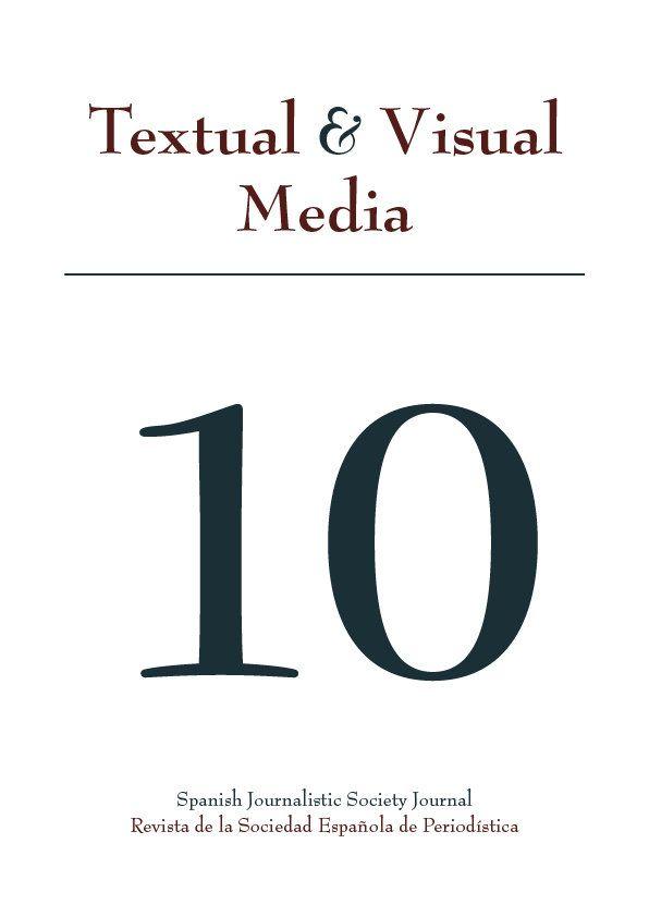 Ver Núm. 10 (2017): Textual & Visual Media Nº 10
