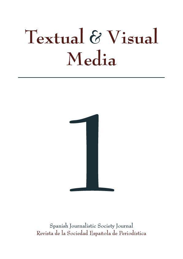 Ver Núm. 1 (2008): Textual & Visual Media Nº 1