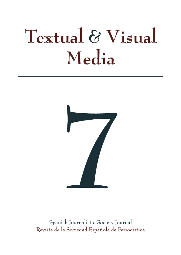 Ver Núm. 7 (2014): Textual & Visual Media Nº 7